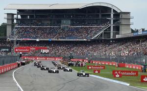 F1 GP Alemania