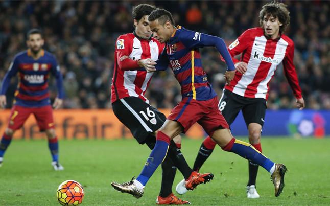 """Luis Enrique: """"Neymar est� a un nivel muy superior al del a�o pasado"""""""