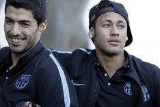 Neymar y Luis Su�rez se enfrentar�n en Pernambuco