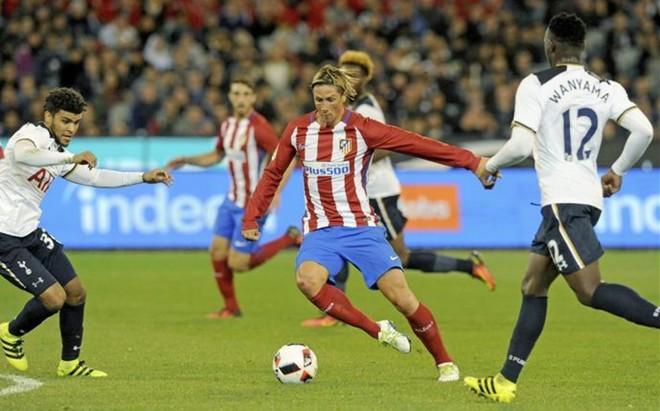 Para Torres, solo hay un nueve en el Atleti