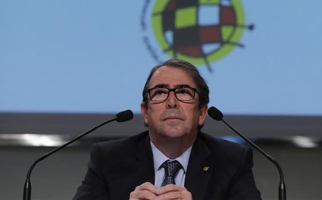 Jorge P�rez confirma que se presenta a las elecciones de la RFEF