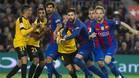 Barça, seis partidos en 18 días antes del nuevo parón