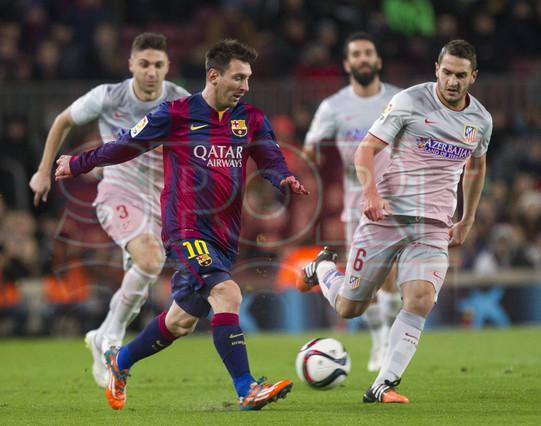 صور : مباراة برشلونة - أتليتيكو مدريد 1-0 ( 20-01-2015 )  1421883646583