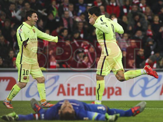 صور : مباراة أتليتيكو بلباو - برشلونة  2-5 ( 08-02-2015 ) 1423435123183