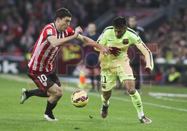 صور : مباراة أتليتيكو بلباو - برشلونة  2-5 ( 08-02-2015 ) 1423435856483