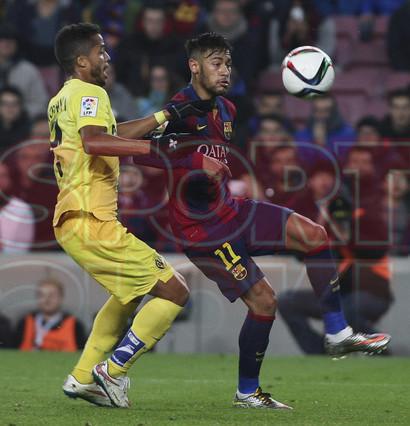 صور : مباراة برشلونة - فياريال 3-1 ( 11-02-2015 ) 1423690193283