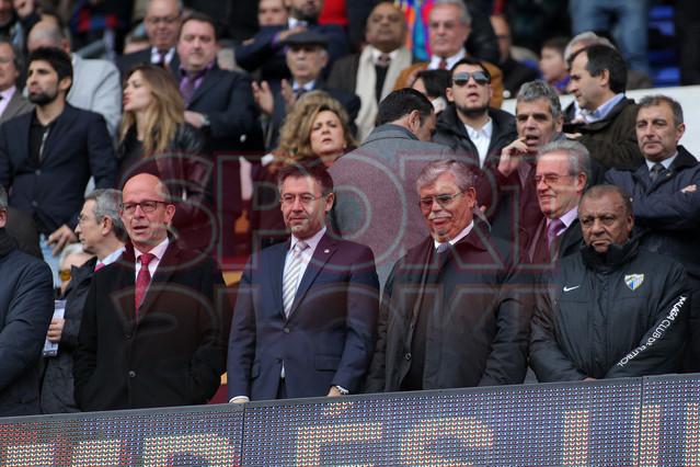 صور : مباراة برشلونة - ملقا  0-1 ( 21-02-2015 )  1424541221983