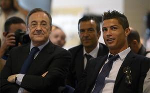 Florentino Pérez piensa desprenderse de Cristiano Ronaldo