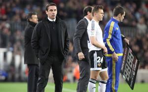 El Valencia se vio obligado a pedir disculpas a su afición en Twitter