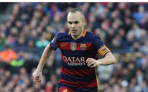 Iniesta es uno de los blaugrana que figuran en la lista de la UEFA