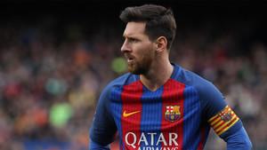 Los goles del pichichi Messi volverán a ser decisivos ante el Sporting
