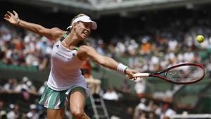 Kerber, eliminada en la primera ronda, por segundo año consecutvo