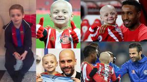 El mundo del fútbol está conmovido por la historia de Bradley
