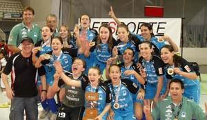 El Uno Chapecó ganó la Copa Libertadores de fútbol sala femenino