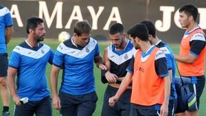 Álvaro Vázquez se lesionó el lunes, 14 de agosto, en el entrenamiento