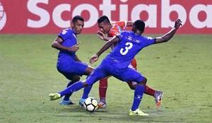 El Santos está en la final de la Liga Concacaf