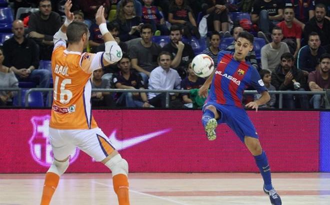 Un Barça Lassa muy serio se venga del Levante UD con una 'manita'