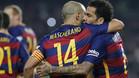�C�mo encajar�an Alves y Mascherano en la Juventus?