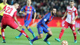 Luis Enrique will be without Arda Turan for the visit of Granada