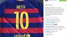 La emotiva respuesta de Curry a Messi