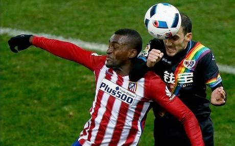 Jackson Mart�nez tuvo un paso ef�mero por el Atl�tico de Madrid