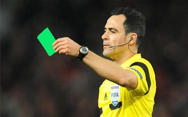 La Serie B italiana implanta la tarjeta verde