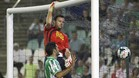 Manu Herrera ya fue rival del Betis tiempo atrás y ahora será meta verdiblanco