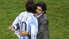 """""""No voy a dejar solo a Messi; �tiene que seguir!"""""""