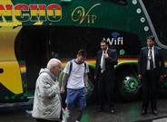 Messi, jugador de Argentina