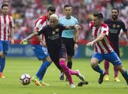 Neymar no acab� de encontrar con precisi�n el �ltimo pase