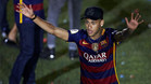 Los t�tulos le dan tres millones extras a Neymar
