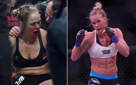 Ronda y Holly Holm volver�n a verse las caras