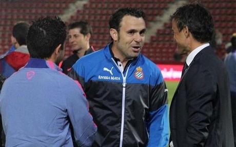 """Sergio: """"Le debo mucho a los canteranos"""""""