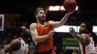 El Valencia Basket cay� en Sal�nica y ahora se la jugar� en la �ltima jornada
