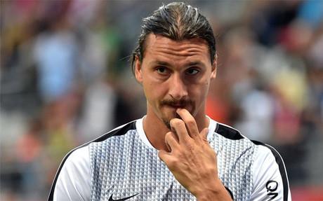 Zlatan Ibrahimovic podr�a verse obligado a pasar por el quir�fano
