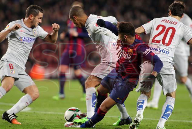 صور : مباراة برشلونة - أتليتيكو مدريد 1-0 ( 20-01-2015 )  1421883646693