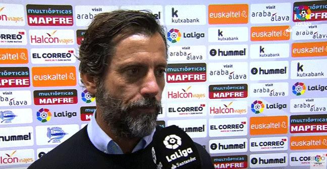 Sánchez Flores: Hemos hecho otra vez un partido muy serio