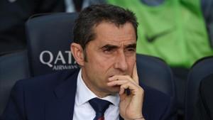 Urrutia confía en que Valverde renueve con el Athletic