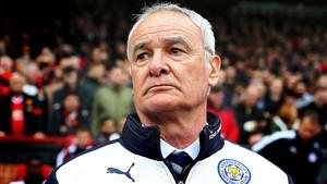 Ranieri habló sobre su cese como entrenador del Leicester