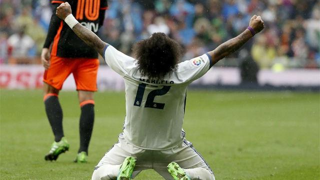 Video resumen con los goles del Madrid- Valencia (2-1) - Jornada 35 - LaLiga Santander
