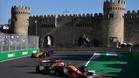 Alonso logró su mejor resultado de la temporada en Baku