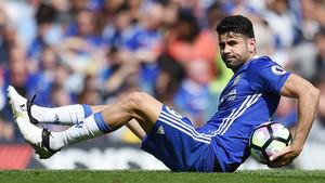 Diego Costa no jugará Champions con el Chelsea