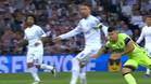 Skomina le perdon� la amarilla a Sergio Ramos