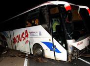 El bus siniestrado