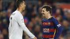 El l�o de Cristiano y su comparaci�n con Messi