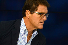 Fabio Capello ve al Bar�a por debajo del Madrid