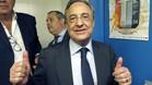 C�mo justifica Florentino su fracaso con Gomes