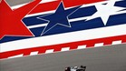Grosjean, al volante del Haas, en Austin