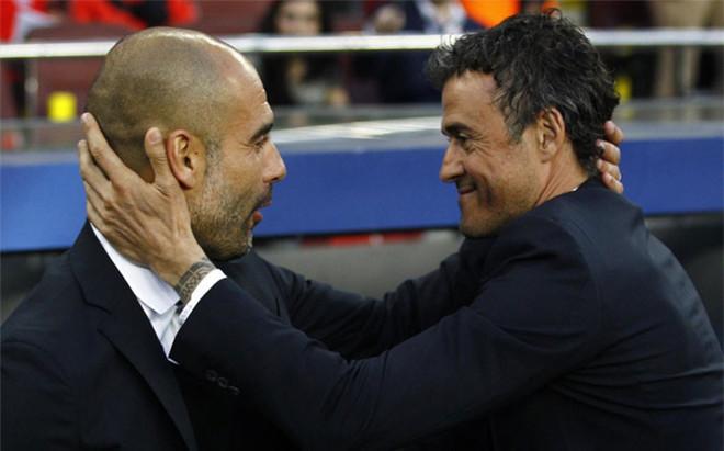 Guardiola explic� que no puede salir con tres defensas ante el Bar�a