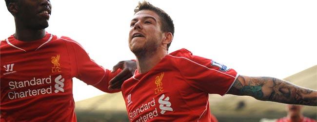 Moreno sentencia con un golazo el triunfo del Liverpool